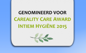 Advertentie nominatie Care Awards_banner
