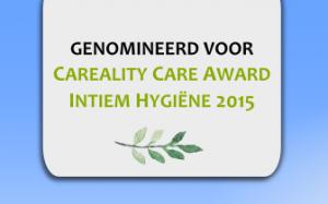 Advertentie nominatie Care Awards_banner