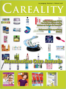 Careality voorblad feb 2016_nominatie Care Award